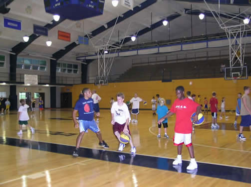 Basketball Day Camp juniata college