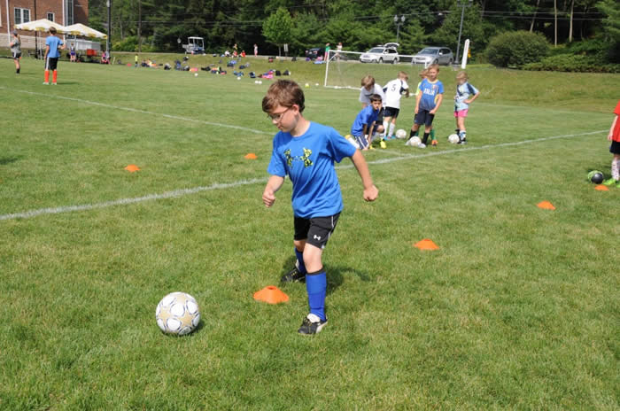 Soccer Camp at Juniata College