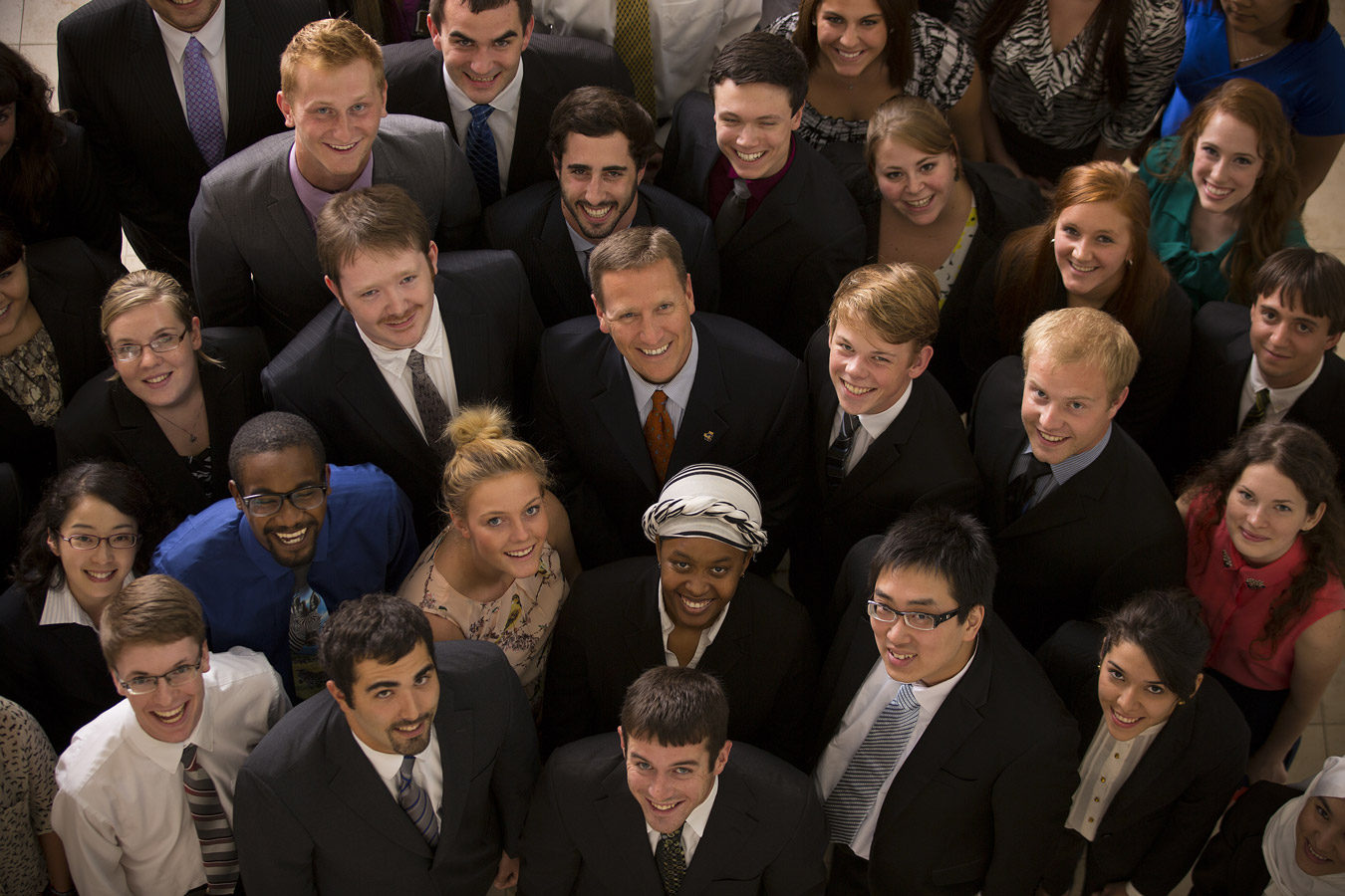 Juniata college faces of diversity
