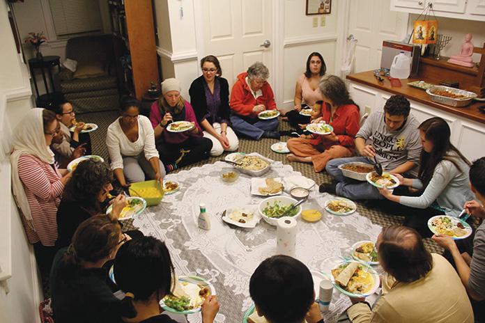 Unity House Dinner