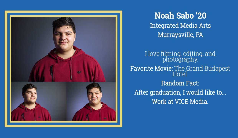 Noah Sabo