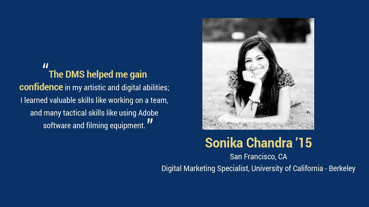 Sonika Chandra