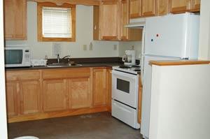 Juniata College field station davis kitchen