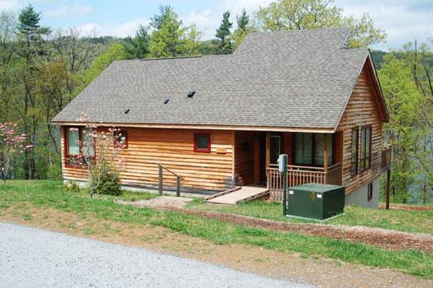 Juniata College Robison Lodge
