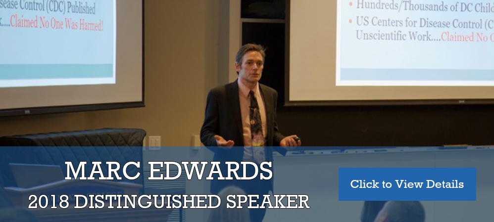 Edwards Distinguished Speaker