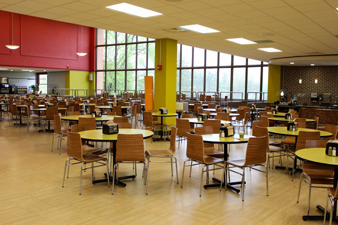 Baker Refectory at Juniata College