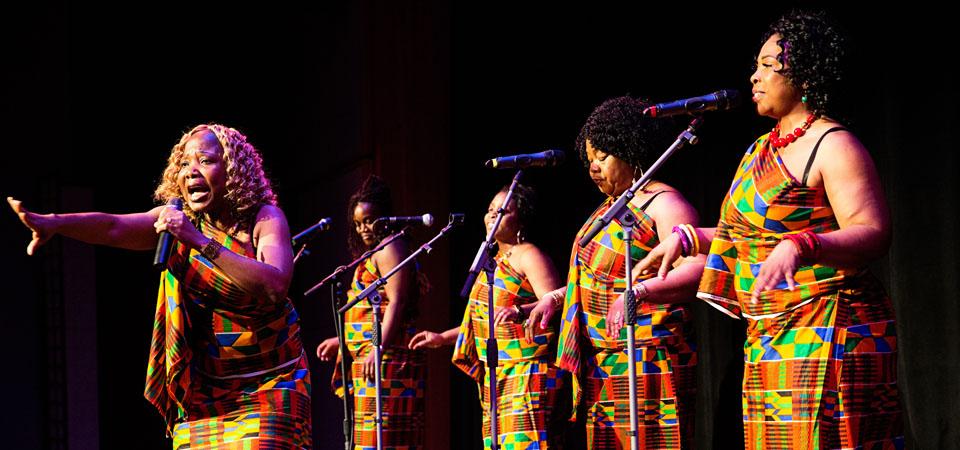 Liberian Women's Chorus