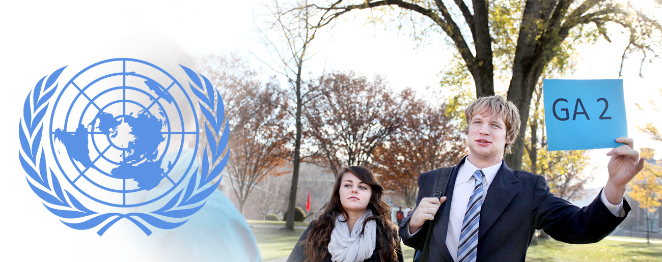 Juniata Model UN Students