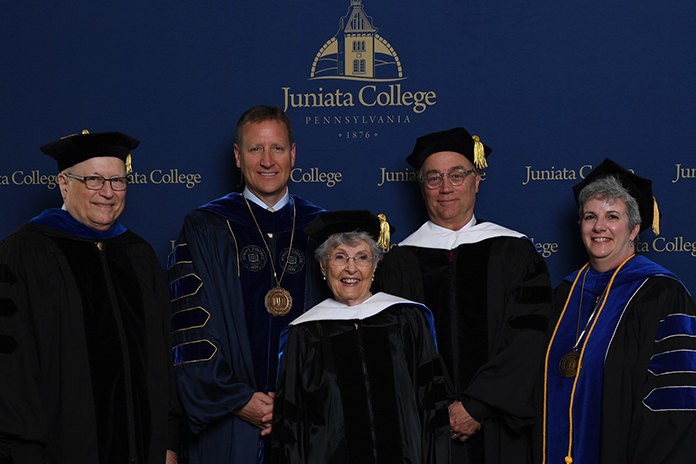 Honorary Degree Recipients 2019