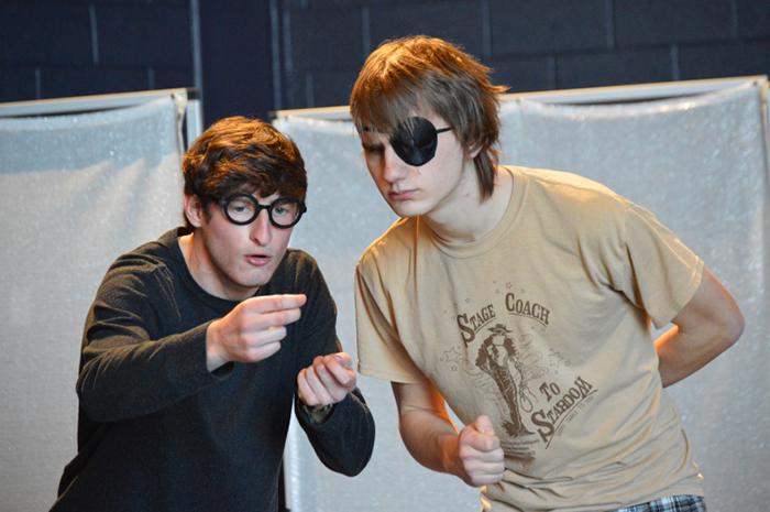 Hamlet Open Rehearsals 01