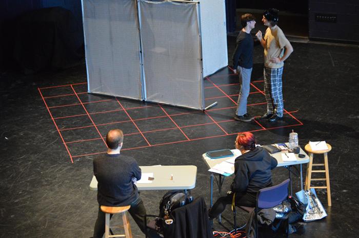 Hamlet Open Rehearsals 02
