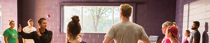 Movement Studio at Juniata College