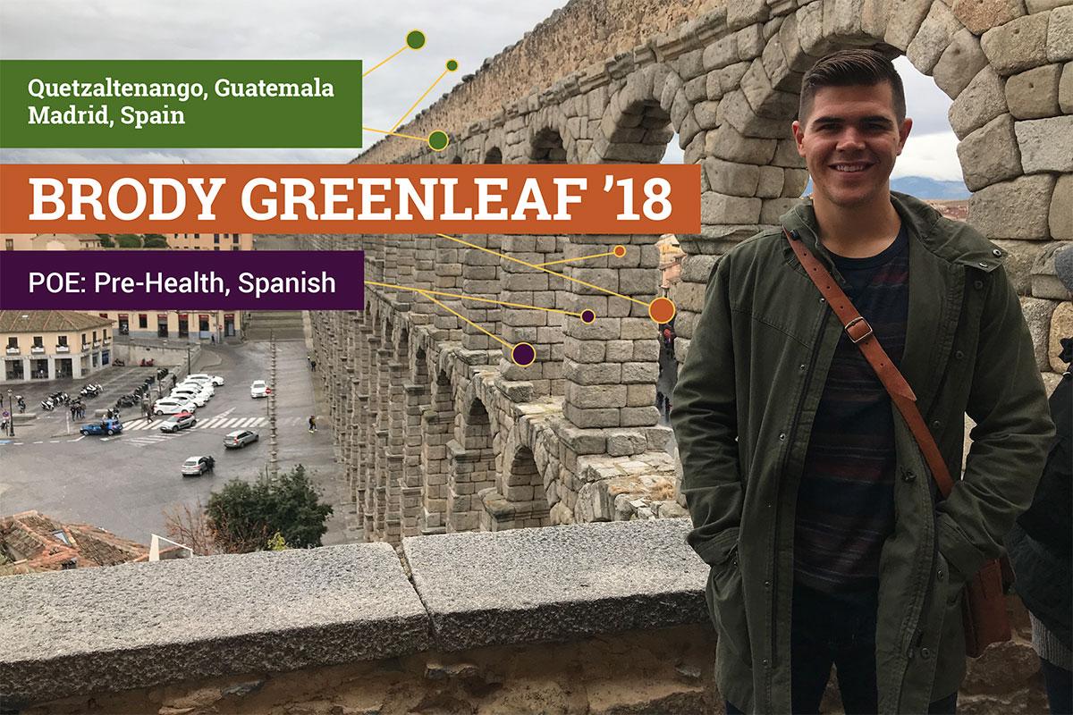Brody Greenleaf '18