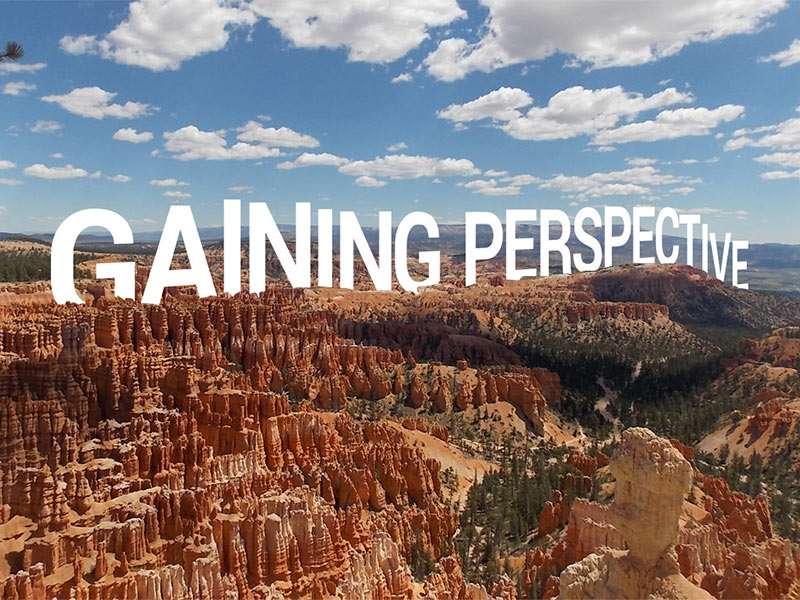 Gaining Perspective